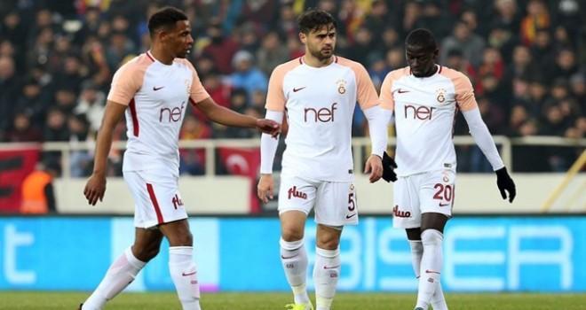 Galatasaray, Malatya'da dağıldı!