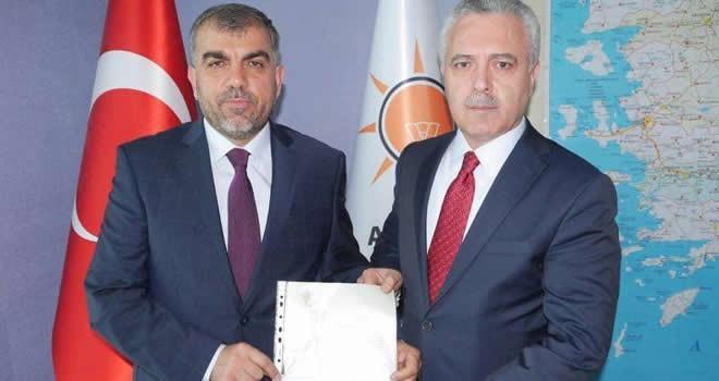 AK Parti Afşin İlçe Başkanı belli oldu