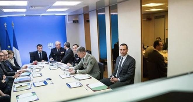 Macron: Askeri operasyon emri verdim