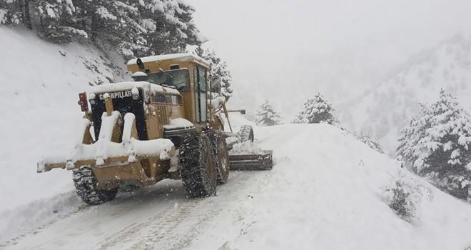 AKOM uyarıyor: Kış şartlarına hazırlıklı olun
