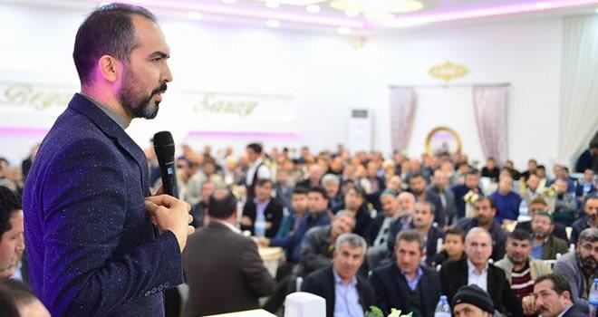 Başkan Özdemir: ''Temsil edileceğiniz şartlarla ilgili gerekli çalışmayı yapacağım''