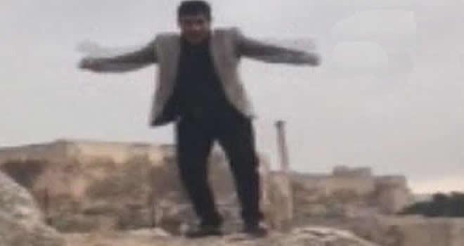 'Bir iki üç Yallah' dedi, ölüme gitti