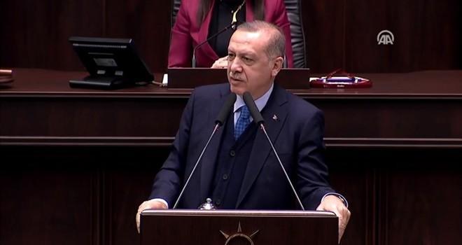 Erdoğan'dan flaş mesajlar: Şu anda çok garip bir senaryo ortada