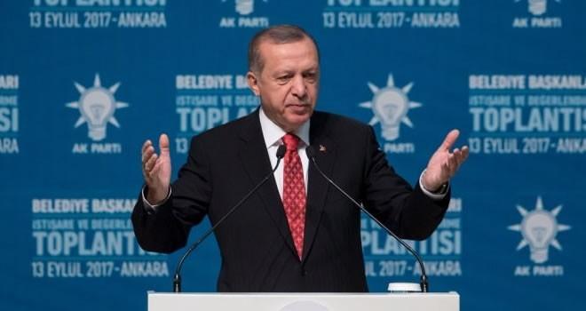 Erdoğan: 'Anlayacağınız dilden konuşmasını biliriz'