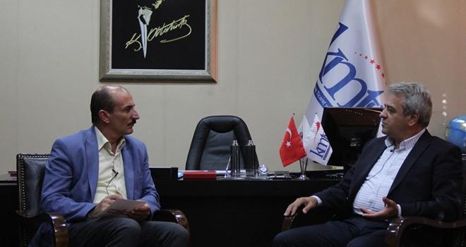 KMTSO Başkanı Zabun'dan önemli açıklamalar