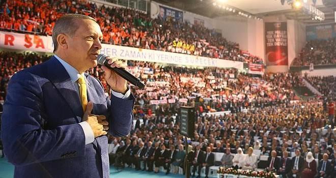Cumhurbaşkanı Erdoğan'dan tarihi sözler: 'O günü hatırlayın nerede kalmıştık?'