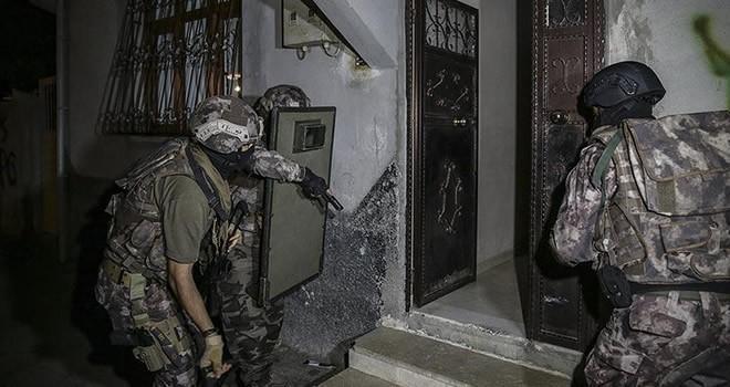 Adana merkezli operasyon: 16 kişi gözaltında
