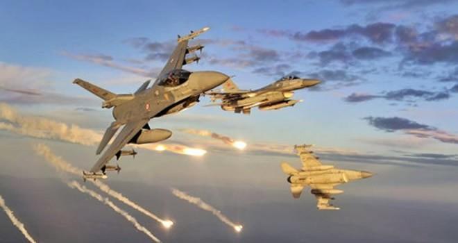 TSK açıkladı: Asos'a bomba yağdı!