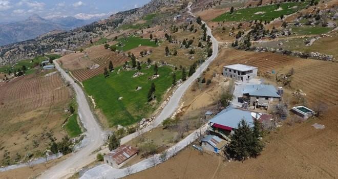 Dulkadiroğlu Belediyesi Baydemirli yol çalışmasına devam ediyor!