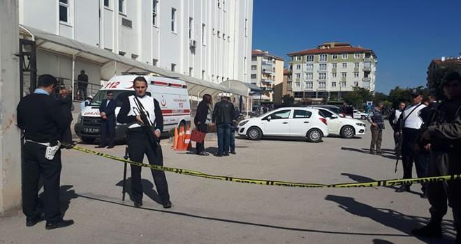 Ankara'da hastanede çatışma: 1 polis şehit