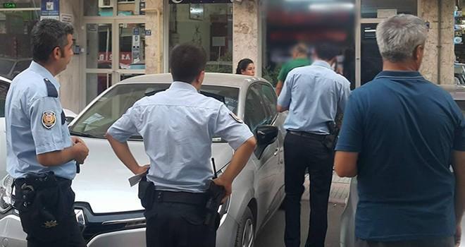 Kahramanmaraş'ta işyerine pompalı tüfekli saldırı