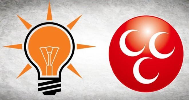 AK Parti heyeti MHP'nin 12. Büyük Kurultayı'na katılacak