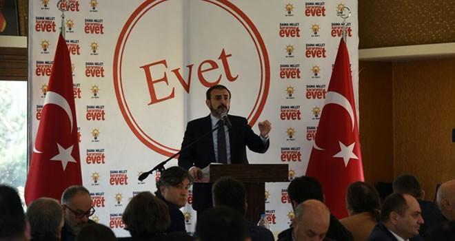 Mahir Ünal: 'Atatürk'ün kurduğu anayasayı yok ettiler'