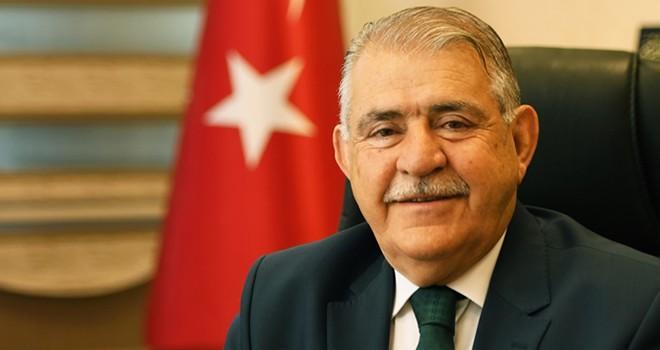 Başkan Mahçiçek'in 19 Mayıs kutlama mesajı