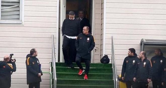 Fatih Terim Galatasaray'a imza attı