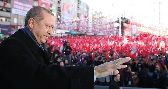Ve Erdoğan startı Kahramanmaraş'tan verdi!