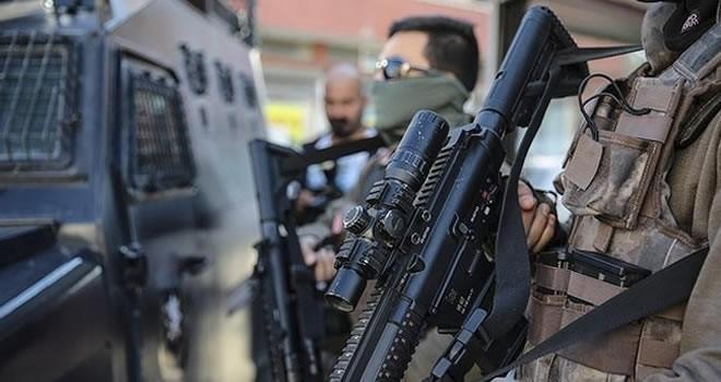 Ankara'da 250 adrese eş zamanlı polis baskını: 101 gözaltı