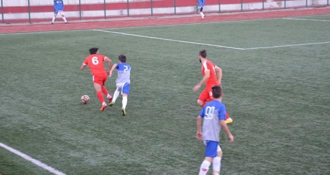 Türkoğlu Belediyespor, Arsan Sümerspor'u 5-0 yendi
