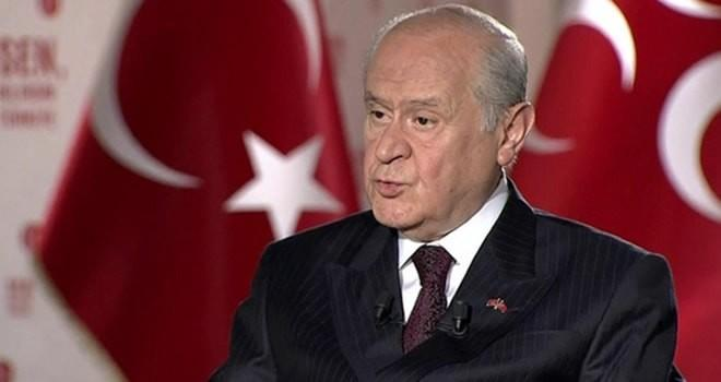 İlk adaylık başvurusu MHP Lideri Bahçeli'den!