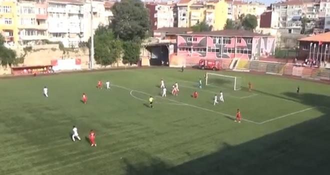 Fatih Karagümrük-Kahramanmaraşspor maç sonucu: 3-0