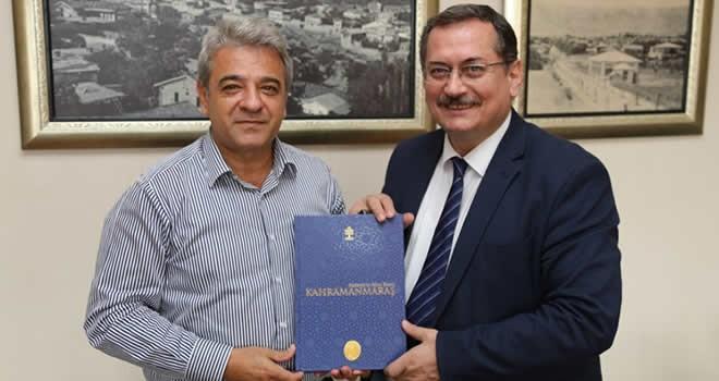 'Akdeniz'in altın şehri Kahramanmaraş'