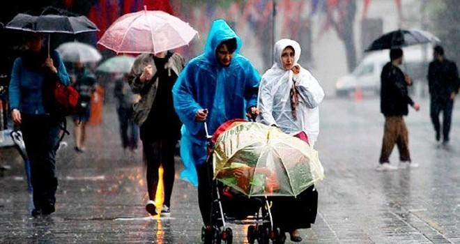 Kahramanmaraş'ta hava durumu nasıl olacak? 8 Ekim Pazar hava durumu...