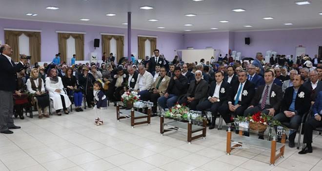 Pazarcık'ta kutlu doğum etkinliği