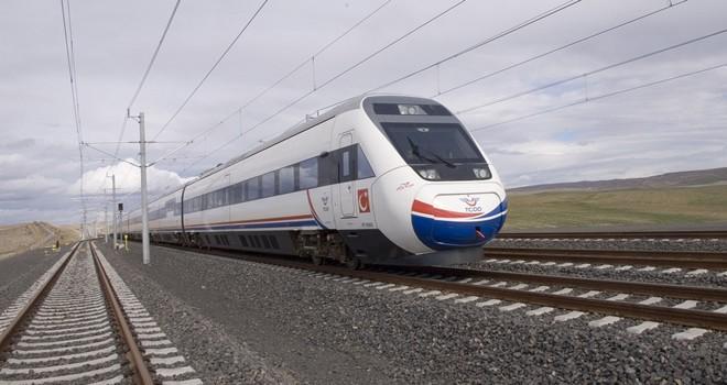 18 il, yüksek hızlı demiryolu ağıyla birbirine bağlanıyor