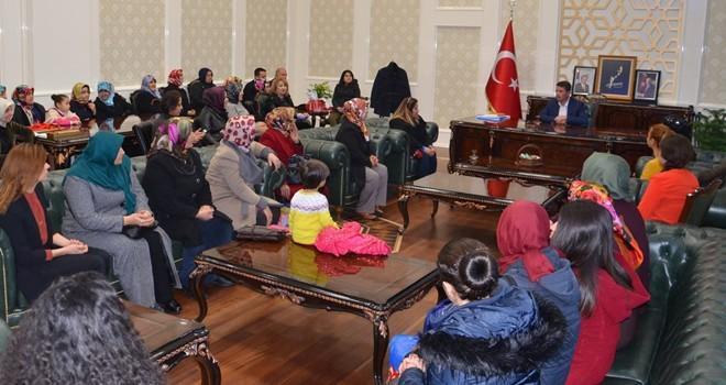 'Haydi Türkoğlu, Türkmenlerle El Ele'