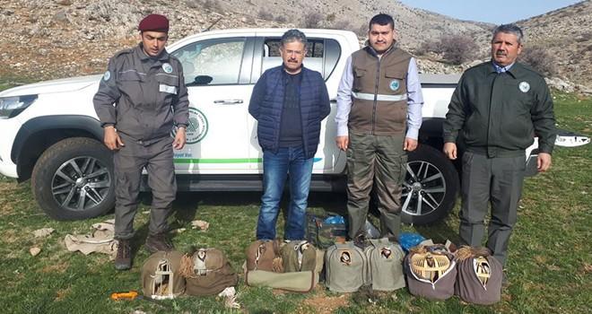 Kahramanmaraş'ta keklik avına 11 bin 448 lira ceza