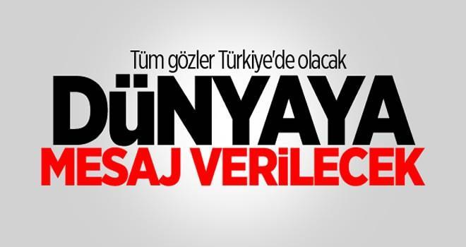 TAF'2017'de Türkiye'den dünyaya istikrar mesajı verilecek