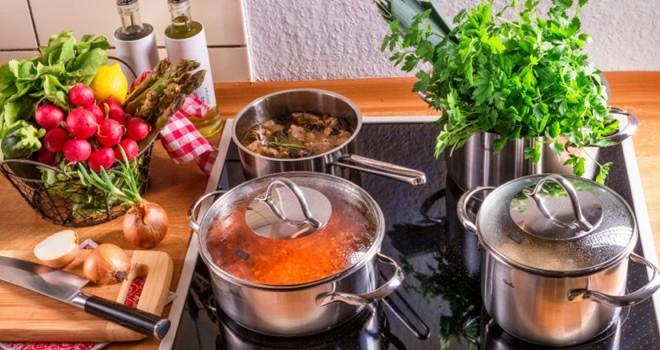 KAMEK'ten ev yemekleri kursu