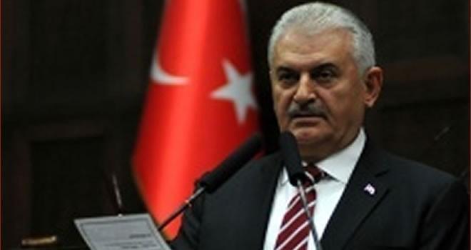Başbakan Binali Yıldırım'dan Filistin açıklaması