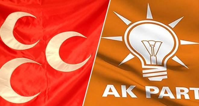 AK Parti, MHP ittifakına 3'üncü bir parti mi geliyor ?