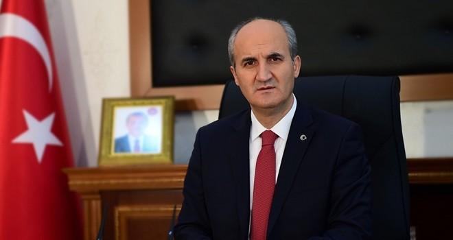 Dulkadiroğlu Belediye Başkanı Necati Okay'ın 10 Kasım mesajı