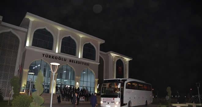 Başkan Okumuş'tan; Gaziler ve ailelerine Konya, Bursa ve Çanakkale Gezisi