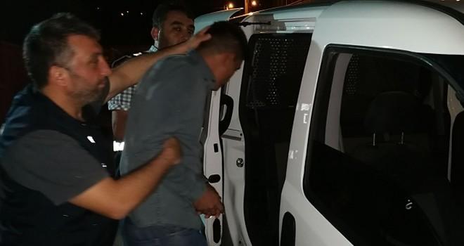Kahramanmaraş'ta 20 yıl kesinleşmiş hapis cezası ile aranan zanlı yakalandı