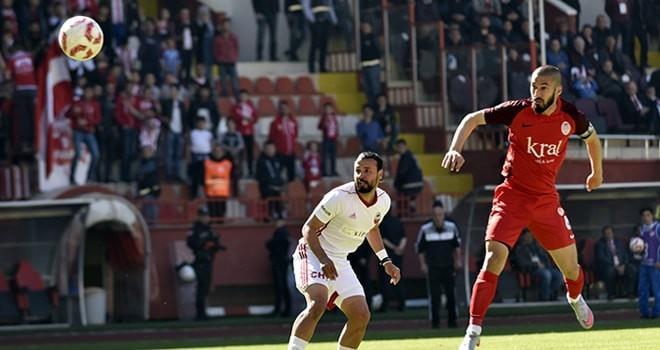 Gümüşhanespor-Kahramanmaraşspor maç sonucu: 4-0