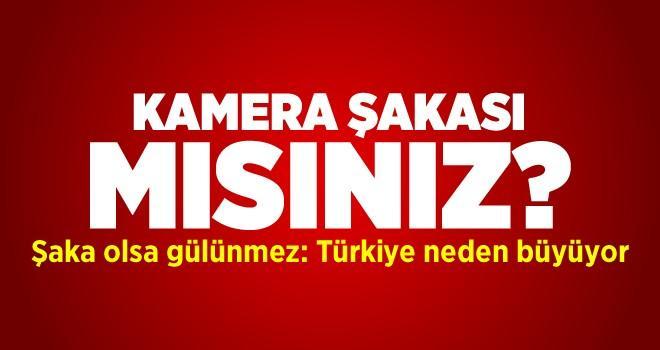 CHP'li vekil iyice saçmaladı: Türkiye neden büyüyor