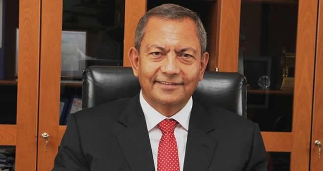 KMTSO Meclis Başkanı Öksüz'den yeni yıl mesajı...