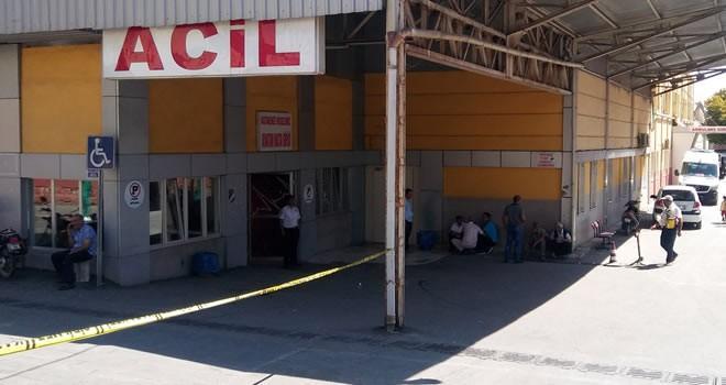 Gaziantep'te cezaevi firarisi tartıştığı kişiyi bıçakladı