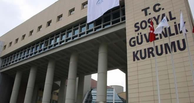 SGK Aylık Prim ve Hizmet Belgelerini verme süresini uzattı