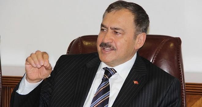 Bakan Eroğlu'dan flaş kuraklık açıklaması