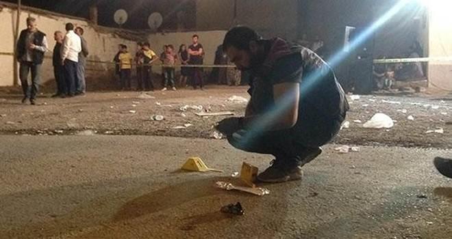 Konya'da düğünde havaya rastgele ateş açıldı