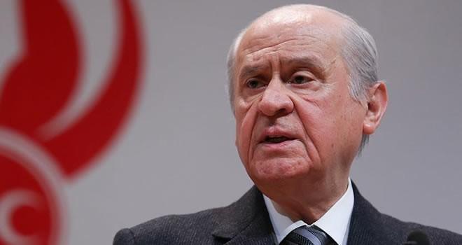 MHP Lideri Bahçeli'den kritik uyarı!