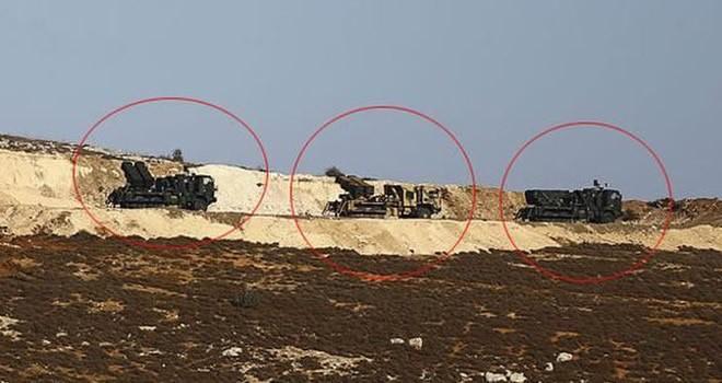 İdlib'te son durum! Füze rampaları peş peşe sıralandı