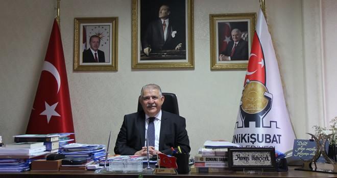 Başkan Mahçiçek'in 'Mevlana Haftası' mesajı