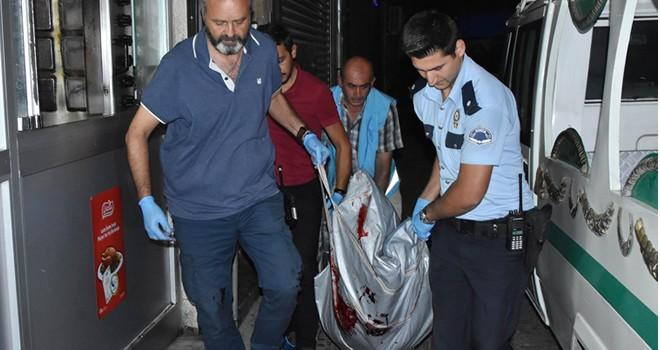 Konya'da vahşet! Eşini ve misafirini öldürüp, çocuğuyla kaçtı