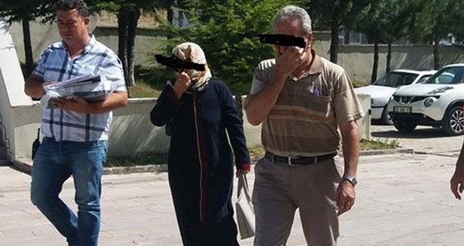 Üfürükçü karı-kocaya polis baskını