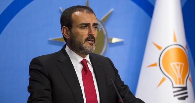 AK Parti Sözcüsü Mahir Ünal'dan yeni 'istifa' açıklaması